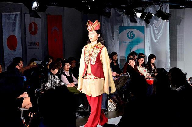 В Анкаре прошел показ мод тюркских дизайнеров