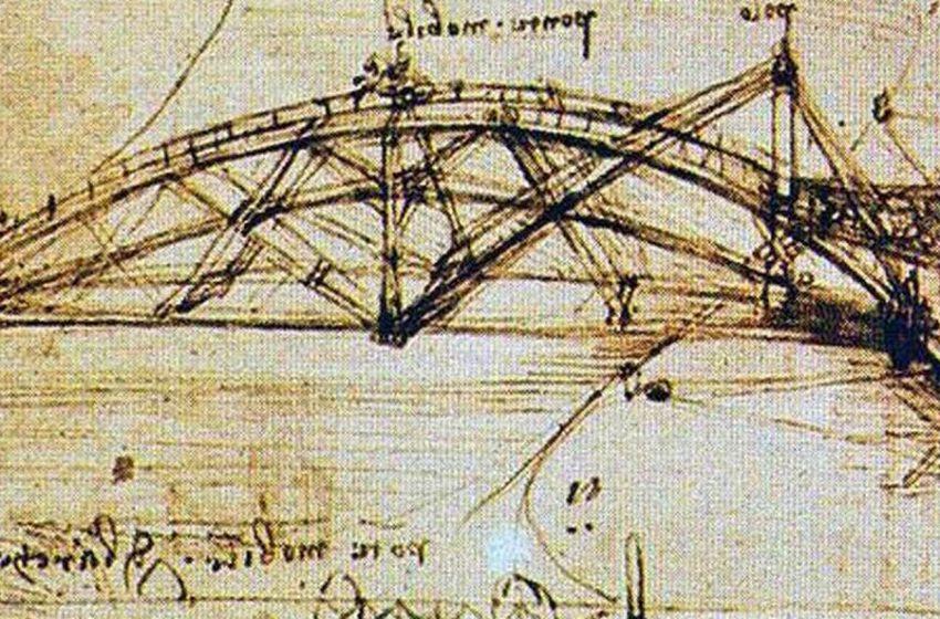 В Стамбуле возведут мост по проекту Леонардо Да Винчи