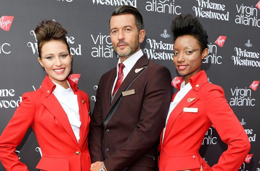 Стюардессы VA получили «самую сексуальную в мире» форму от Вивьен Вествуд