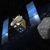 Япония запустила к астероиду космический зонд «Хаябуса-2»
