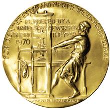 Определены лауреаты Пулитцеровской премии