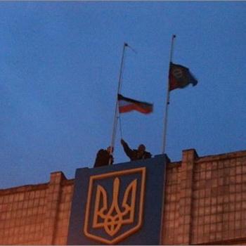 Сепаратисты в Горловке не смогли снять «правдивое» интервью телеканалу «Россия»