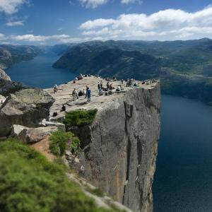 Прескетулен, Норвегия