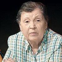 В Москве умерла Татьяна Никулина
