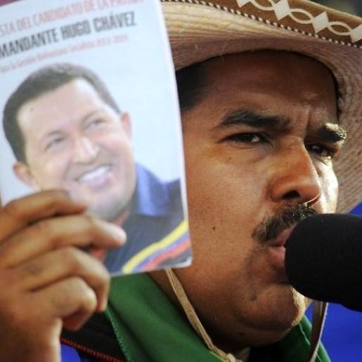 Президент Венесуэлы поссорился с епископами из-за стихотворения о Чавесе