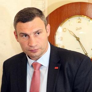 Виталий Кличко поехал на похороны тренера по боксу Фрица Здунека
