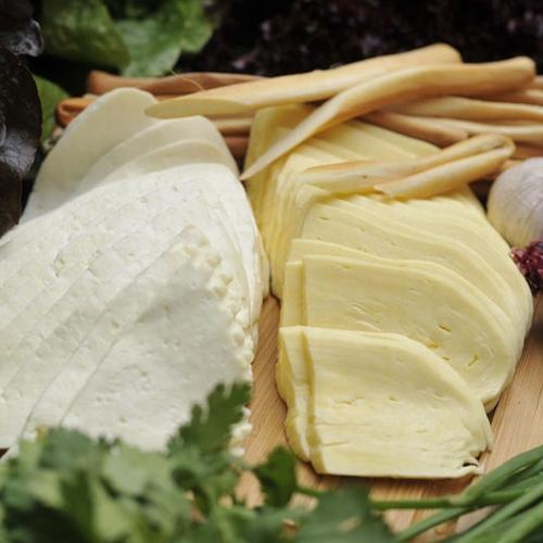 В Тбилиси проходит фестиваль сыра «Тысячелетие грузинского сыра и его европейское будущее»