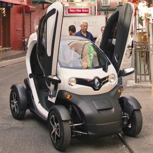 В Барселоне открылся прокат электромобилей
