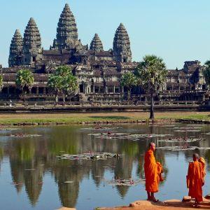 Турпоток в Камбоджу растет. За 5 месяцев страну посетило полтора миллиона туристов