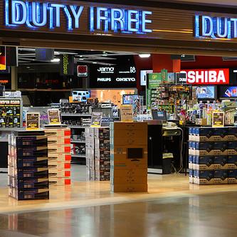 Лучшие аэропорты для шоппинга