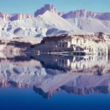 Национальный парк Банде-Амир. Афганистан