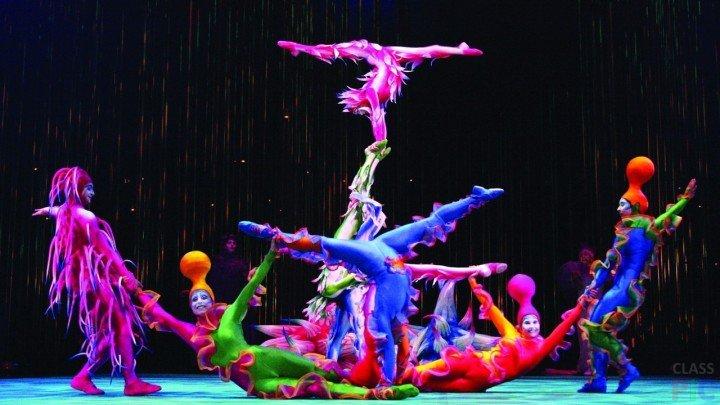 Двух «Золотых клоунов» получили в Монте-Карло российские артисты цирка