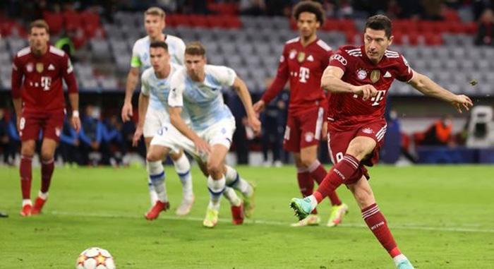 Динамо вновь не сумело обыграть мюнхенскую Баварию