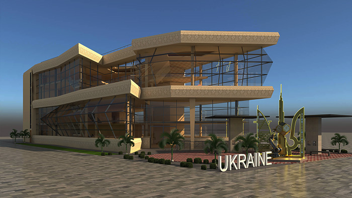 Украинское предприятие задолжало кругленькую сумму за выставку в Дубае